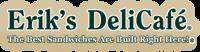 Erik's Deli Café Aptos logo
