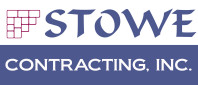 Stowe Contracting, Inc., logo