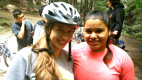 Get Out Get Fit ride in the Forest of Nisene Marks