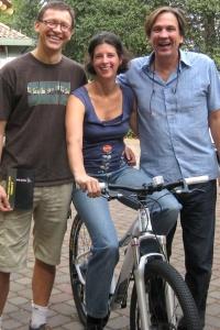 John Casper and Jeltje Van Baren